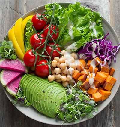 Sunde salat opskrifter
